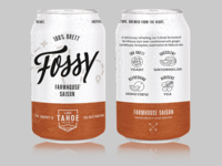Lake Tahoe Brewing Co. - Fossy