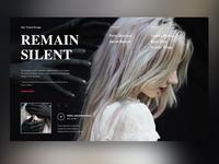 Silent UI/UX