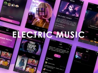 Electric Music App