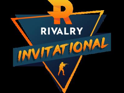 Rivalry Invitational Esports logo identity logo video games esports