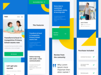 StudyGo Web Mobile Responsive