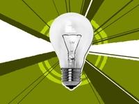 Light bulb - Style Frame