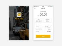 Mobi Taxi - Ride with pride