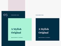 Branding Concept Work