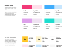 Style Guide —Colors