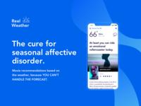 Reel Weather App Concept