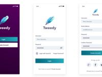 Tweedy —Design Concept