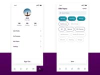 Tweedy —Design Concept 2