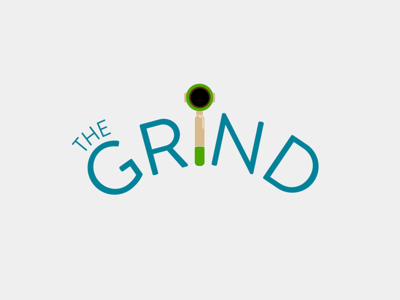 The Grind : : Thirty Logos