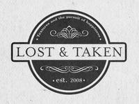 Lost & Taken Logo V.1