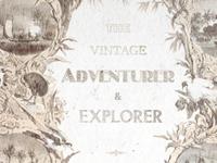 Vintage adventure.