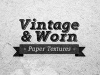 vintage & worn