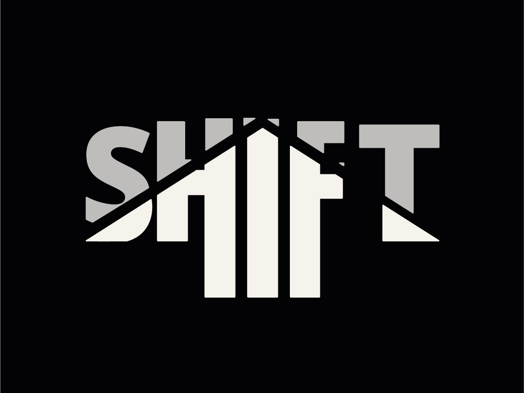 Shift Key vector illustration logo design arrow logo keyboard shift