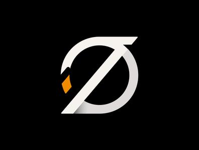 Z + O Monogram Swan