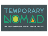 Temporary Nomad Business Card