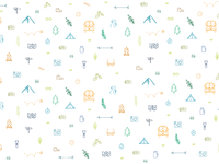 Camping background 02