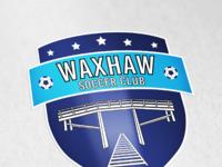 Waxhaw logo mockup square