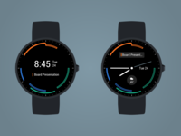 Timecoyl Watchface Display