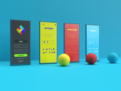 Barmoj - UI Design mobile web app brand design visual  identity brand identity branding ux ui