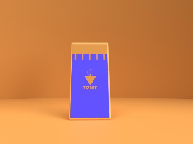 TIZNIT App branding brand design web app typography ux ui visual  identity brand identity logo a day