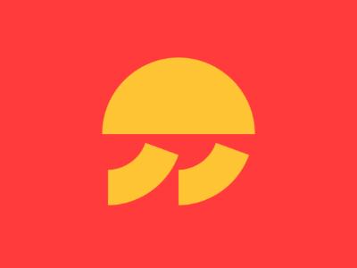 Pulap Logo flat icon branding brand identity logo design graphic design logo brand design visual  identity logo a day