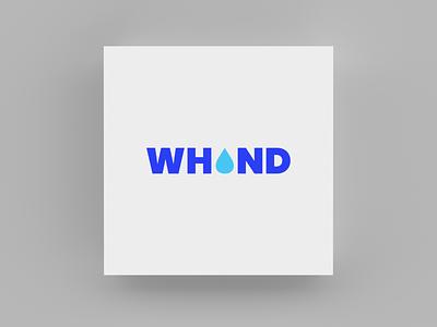 Whand Logo Design vector graphic design logo logo a day brand identity brand design visual  identity logo design