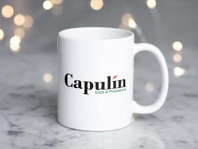 Capulìn Logo Design vector branding typography graphic design brand design visual  identity brand identity logo design logo logo a day