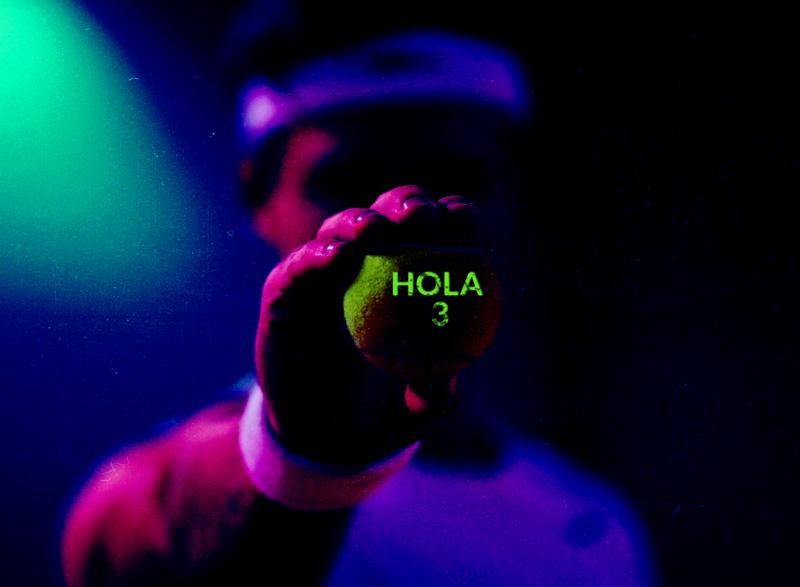 Hola Brand Identity logo design vector brand design typography graphic design visual  identity logo logo a day branding brand identity