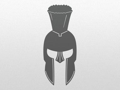 Spartan New warrior spartan vinyl sticker logo icon helmet vector hero plume fighter
