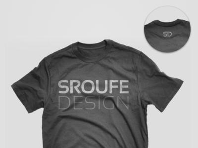 Sroufe Design T-Shirt tee shirt graphic tee tshirt shirt t-shirt