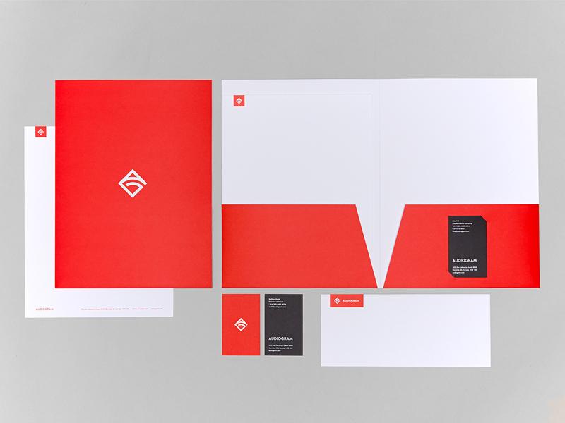 Audiogram branding