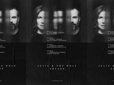 J&TW - Poster bw print poster