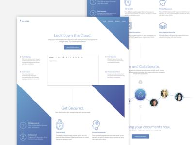 Fogpad Homepage