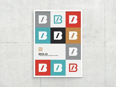 Bold Poster Mockup
