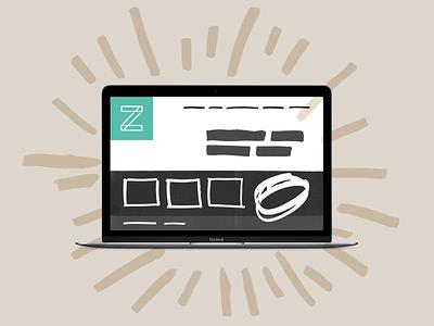 : ) logo branding mockup ux ui website web design wireframe