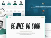 The *New* Zaengle Website