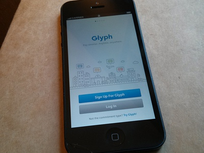 Glyph Illustration line linear city credit card choices best worst illustration