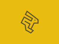Hare Logo Concept