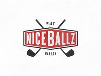 NiceBallz Logo