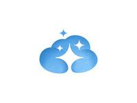 Cloud / Star Logo WIP