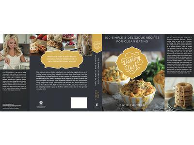 Dashing Dish Cookbook Design