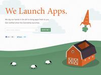 Landing Page - LaunchFarm