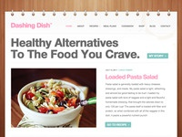 Dashing Dish Redesign v1