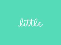 Little Custom Lettering