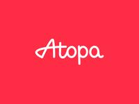 Atopa Custom Lettering