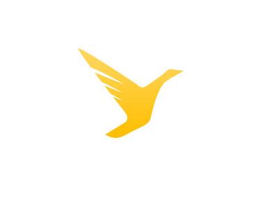 WIP - Charleston Seaplanes pin goose flying logo