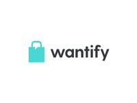 Wantify Logo Concept