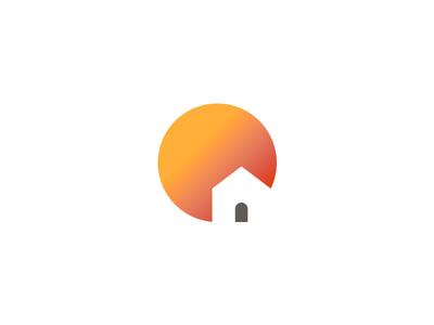 Solar Home Logo energy house home solarize solar