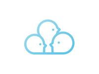 Social Flying Logo Concept v2