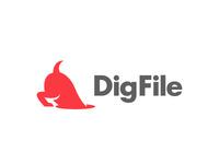 DigFile Logo